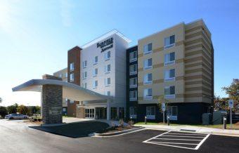 Fairfield Inn & Suites Raleigh Capital