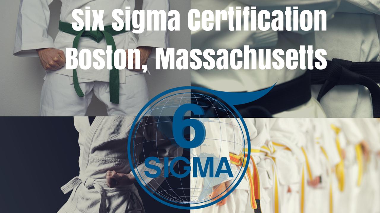Lean six sigma boston white belt training certification xflitez Image collections
