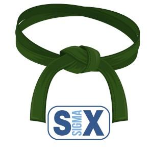 Green Belt training