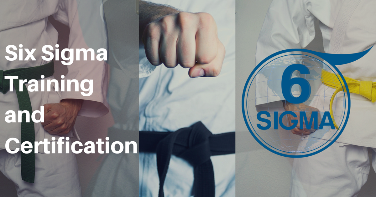 Six Sigma Certification And Training Courses Lean 6 Sigma
