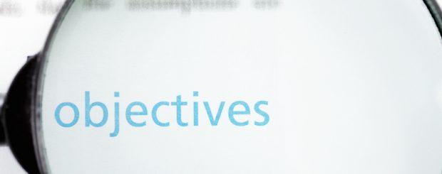 objectives six sigma