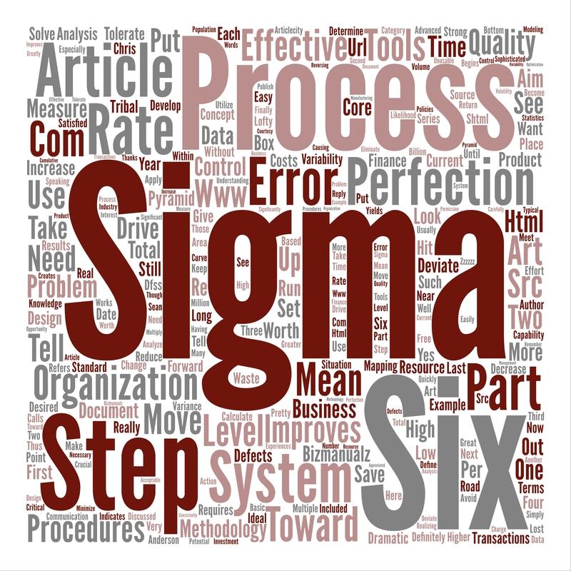 six sigma style kaizen