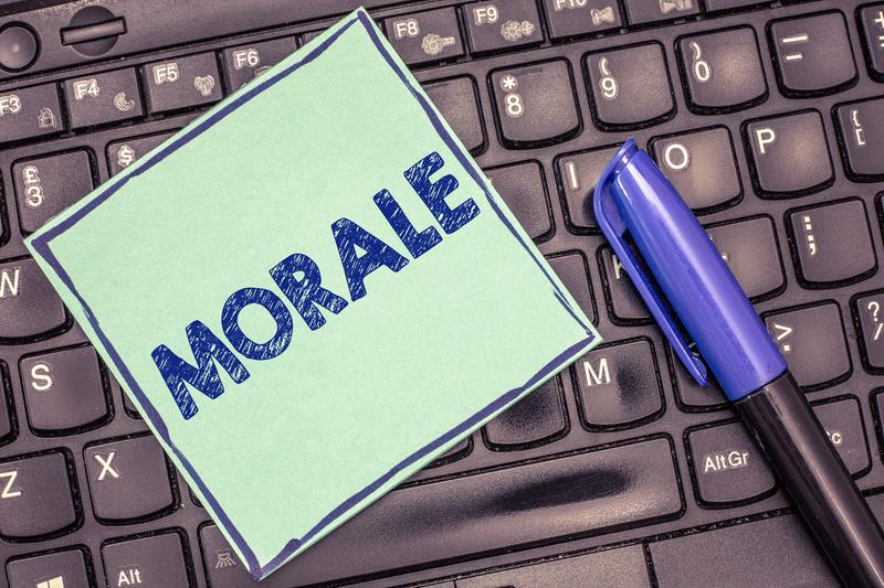 morale six sigma